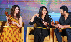 Baahubali 2 Malayalam Audio Launch - Pictures