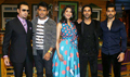 Promotions of the film 'Behen Hogi Teri'on the sets of The Kapil Sharma Show