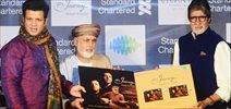 Amitabh Bachchan unveils Amaan Ali Bangash and Ayaan Ali Bangash's music album 'Rabab To Sarod'