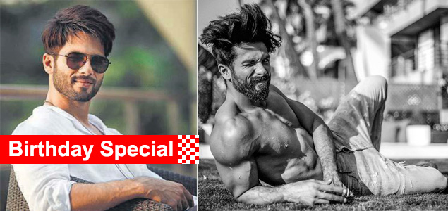 6 memorable characters played by Shahid Kapoor