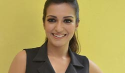 Catherine Tresa Goutham Nanda Promotions - Pictures