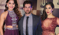 Neil, Sophie and Urvashi grace the launch of Cavalli Lounge