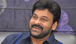 Chiranjeevi Interview Stills - Pictures