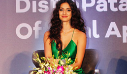 Disha Patani unveils her App designed by Escapex - Pictures