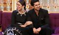 Huma Qureshi and Saqib Saleem promote their film Doobara on The Kapil Sharma Show