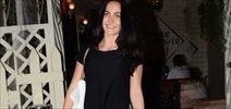 Elli Avram snapped post dinner at Smoke House Delhi