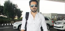 Emraan Hashmi snapped at the airport