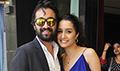 Haseena Parker media meet in Mumbai