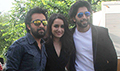Haseena Parkar promotions on the sets of Dance+