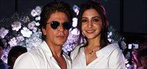 Shah Rukh Khan And Anushka Sharma at 'Hawayein' song launch for Jab Harry Met Sejal