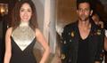 Hrithik Roshan and Yami Gautam grace the 'Kaabil' Meet and Greet