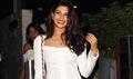 Jacqueline Fernandez snapped post dinner at a restaurant in Bandra