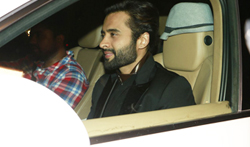 Jackky Bhagnani snaped at the Filmfare Awards Pre-awards party - Pictures