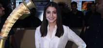 Anushka Sharma, Imtiaz Ali attend the trailer launch of 'Jab Harry Met Sejal'