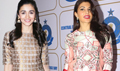 Jacqueline, Alia and others snapped at Central Excise Shivratri event