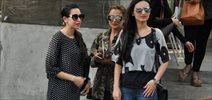 Karisma Kapoor, Amrita Arora & Anu Diwan snapped post lunch at Kitchen Garden