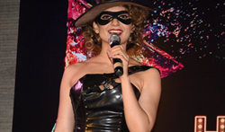 Kangana Ranaut unveils the Bloody Hell cocktail at Rangoon promotions - Pictures