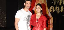 Kaabil song launch with cast and crew at saharastar