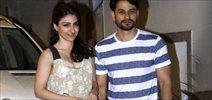 Soha Ali Khan and Kunal Khemu snapped post dinner at Kareena & Saif's house
