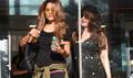 Kareena Kapoor Khan and Amrita Arora snapped post their salon session in Bandra