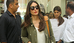 Kareena Kapoor Khan and Rhea Kapoor snapped post Salon Session In Bandra - Pictures