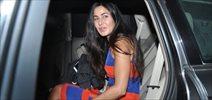 Katrina Kaif snapped post movie screening at PVR Juhu