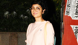 Kiran Rao snapped in Bandra - Pictures