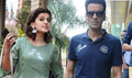 Manoj Bajpayee and Taapsee Pannu snapped at 'Naam Shabana' promotions