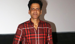 Manoj Bajpayee grace the first look launch of the movie 'Alif' - Pictures