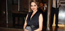 Madhoo at Hello! Hall of Fame Awards 2