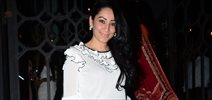 Manyata Dutt and close friends snapped post dinner at The Korner House