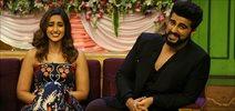 Mubarakan promotions on Comedy Nights with Kapil Sharma