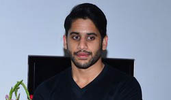 Naga Chaitanya New Film Launch - Pictures
