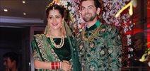 Neil Nitin Mukesh and Rukmini Sahay's wedding reception in Mumbai