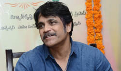 Nagarjuna RRVC Interview - Pictures