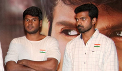Nenjil Thunivirundhal Press Meet - Pictures