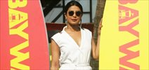 Priyanka Chopra promotes 'Baywatch' in Mumbai
