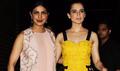 Kangna Ranaut and others grace Priyanka Chopra's bash for the movie 'Ventilator'
