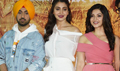 Phillauri Media Meet with cast at JW Marriott