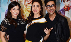 Promotions of 'Phillauri' at Mehboob Studio - Pictures