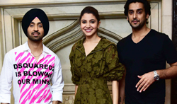 Promotions of the film 'Phillauri' in Delhi - Pictures