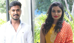 Pichuva Kaththi Movie Team Interview - Pictures