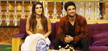 Promotion of Raabta on the sets of The Kapil Sharma Show