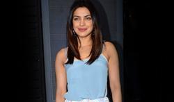 Priyanka Chopra hosts the success bash of her Marathi movie 'Ventilator' - Pictures