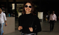 Prachi Desai snapped at the airport