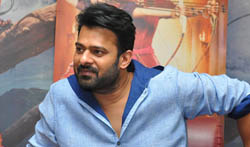 Prabhas Interview Stills - Pictures