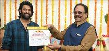 Prabhas19 Movie Opening Photos