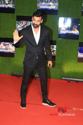 Premiere of Sachin A billion dreams in Mumbai with bollywood celebs