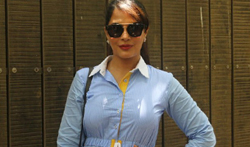 Richa Chadda promotes her production debut 'Khoon Aali Chithi' - Pictures