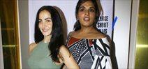 Special screening of Richa Chadda's debut production movie 'Khoon Aali Chithi'